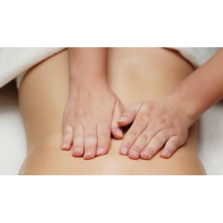 Gommage, enveloppement et massage minceur
