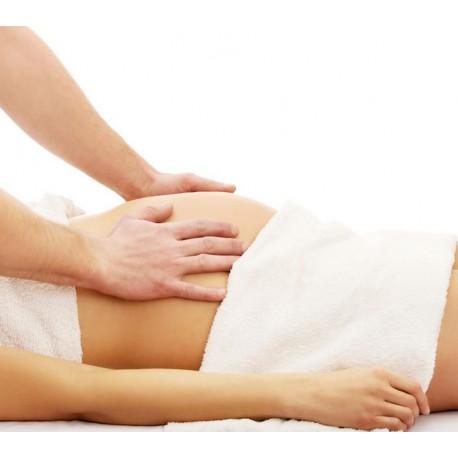 En attendant bébé: massage femme enceinte